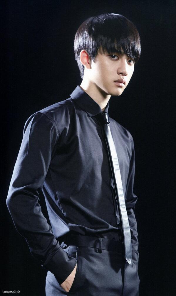 Kyungsoo growl photoshoot